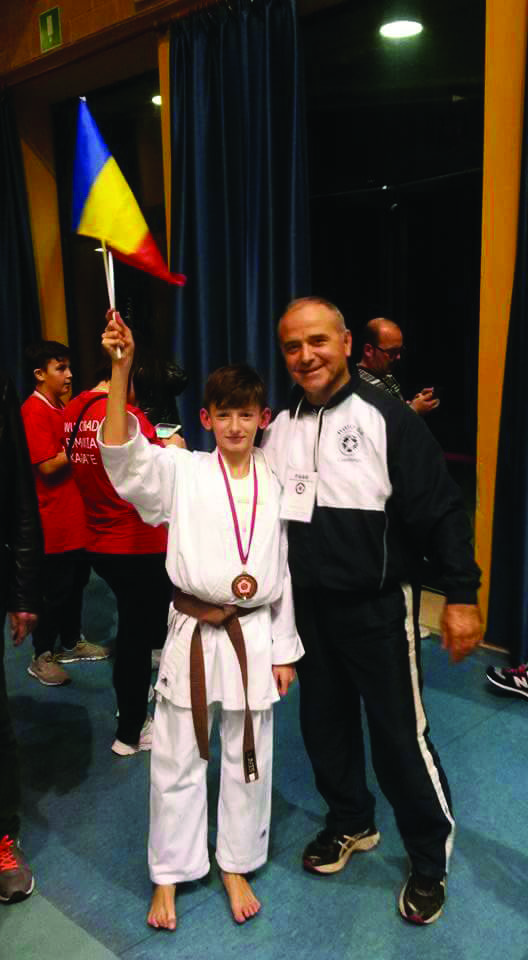 cm karate