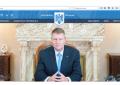 Președintele, Klaus Iohannis a anunțat pe Facebook că  Administrația Prezidențială are un nou site!