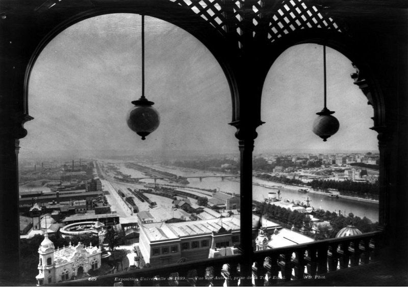 this-is-the-view-from-the-eiffel-tower-in-paris-when-it-was-built-in-1889